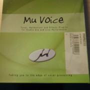 MU VOICE (ARMONIZADOR-VOCODER)