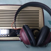 Auriculares Panasonic HTX 80 B