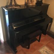 Piano de pared Yamaha U1 (fabricado en Japón)
