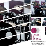 Clases personalizadas de batería Madrid (Moncloa-B. del Pilar)