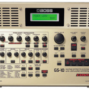Vendo o cambio Roland Gs10