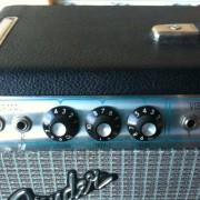 Fender Deluxe Reverb-1976