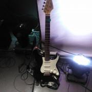 Squier Stratocaster SE (special edition)