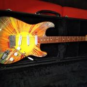 Fender Splatter Stratocaster  Special Edition