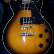 Les Paul R0 1960 Custom ElCondor MIJ con SD JB-59N