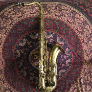 Saxo tenor selmer súper action serie ii