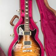 Gibson Les Paul signature 2014 vintage sunburst