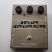 Electro harmonix Octave Multiplexer caja grande