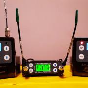 Pack Sound Devices 664 + Lectrosonics SRC system + K-Tek K-202 Boom pole