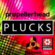 Plucks - Reason Refill (Vol. 2 ya disponible)