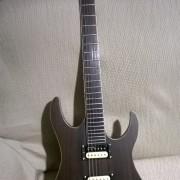 """""""Blackmachine"""" de luthier ACEPTO CAMBIOS Y OFERTAS!"""