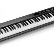 Vendo Teclado Controlador Midi M-Audio Keystation 88 MkII