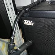 soporte de micro Millenium Amp Clamp