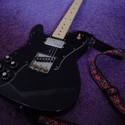 Fender Telecaster '72 Custom Japan Zurda Lefthanded