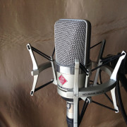 Neumann TLM-102 Nickel Studio Set