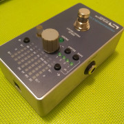 PEDAL ECUALIZADOR PROGRAMABLE Y MIDI Source Audio Programmable EQ