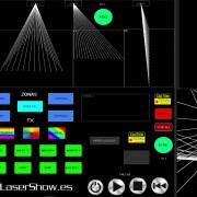 Cursos para control láser software Quickshow y Beyond - Pangolin