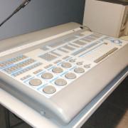 STATUS CUE Mesa Control Luces DMX