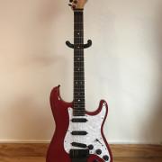 Fender Stratocaster 80's MODIFICADA
