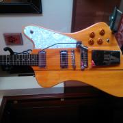 (o Cambio) Firebird Corea'98+Gibson MiniHB+Tapa Maestro+Trémolo Duesenberg