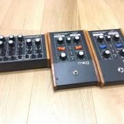 Pedales Moog Moogerfooger MF101 MF102 CP251 y EP2