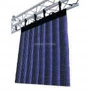cortina led eurolite lsd-75 mk2 2,4m x 2,4m envio incluido