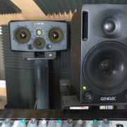 Pareja monitores digitales Genelec 2029B apareados. ULTIMA REBAJA a 400€