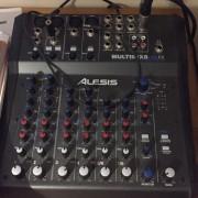 MESA ALESIS MULTIMIX 8 USB FX
