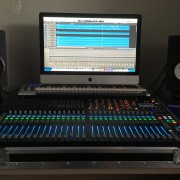 Soundcraft si performer 3 con Flycase a medida