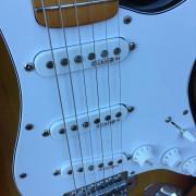 Kinman Blues set - prewired pickguard