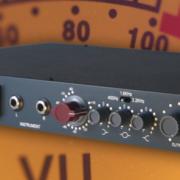 Aurora Gtq2 MK3. Stereo Preamplificador.