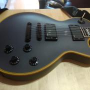 ESP Edwards series E-LP-112CE Dark Purple Satin