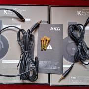 Pack 3 cables auriculares AKG y Pioneer HDJ-2000