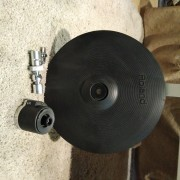 V-drum hithat VH-11 y 2 CY-8 cymbals dual trigger
