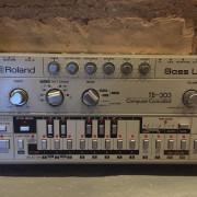 Roland TB-303 Original + Analogue Solutions Mod