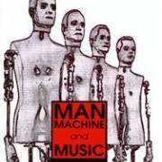 Kraftwerk Man, Machine & Music de Pascal Bussy