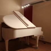 Piano de cola Roth & Junius RJGP 150 WH/P Grand Piano