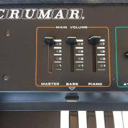 Crumar Multiman S string machine sinte analógico