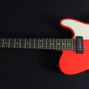 Guitarra Stagg Telecaster FIESTA RED