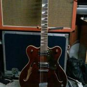 Guitarra electrica 12 cuerdas Eastwood
