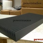 """Oferta promoción -6 super Paneles Acústicos- trianguakustick 100x50x10cm, 3,2m² Nuevos """" en Stock ! envío incluido"""