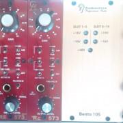 Fredenstein Bento 10S + 2 GAP Pre-73