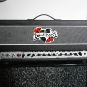 Blackheart  Hot Head BH100 (cabezal 50w/100w - todo valvulas)