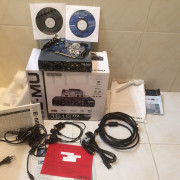 E-MU 1616m EM8960 TARJETA DE SONIDO + DIGITAL AUDIO INTERFACE