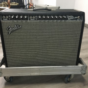 Fender Twin Reverb + Flightcase