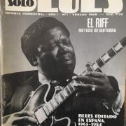 Revistas musicales vintage