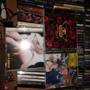 Dos CDs de Aerosmith.