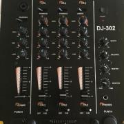 Mesa DJ Acoustic Control Dj 302