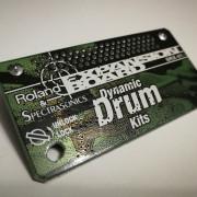 Expansión Roland srx-01 dynamic drums.