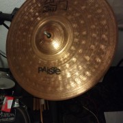 "Paiste Alpha 14"" Power Hats"